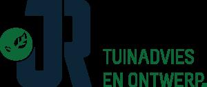 JR Tuinadvies en Ontwerp Logo